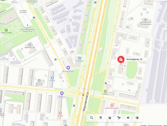 Найти в Яндекс.Картах